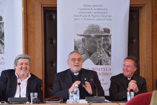 Giorgio Gelmetti, Lodovico Maule, Giulio Viviani e Walter Cappelletto