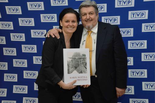 La Direttrice Marketing Iwona Bocian- Zaciewska. foto I. Sobieszczuk