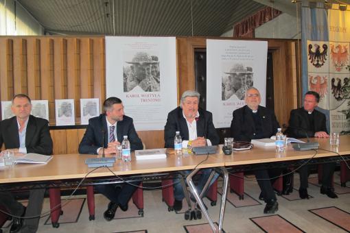 Michele Dallapiccola, Gianluca Rosa, Giorgio Gelmetti, Lodovico Maule, Giulio Viviani